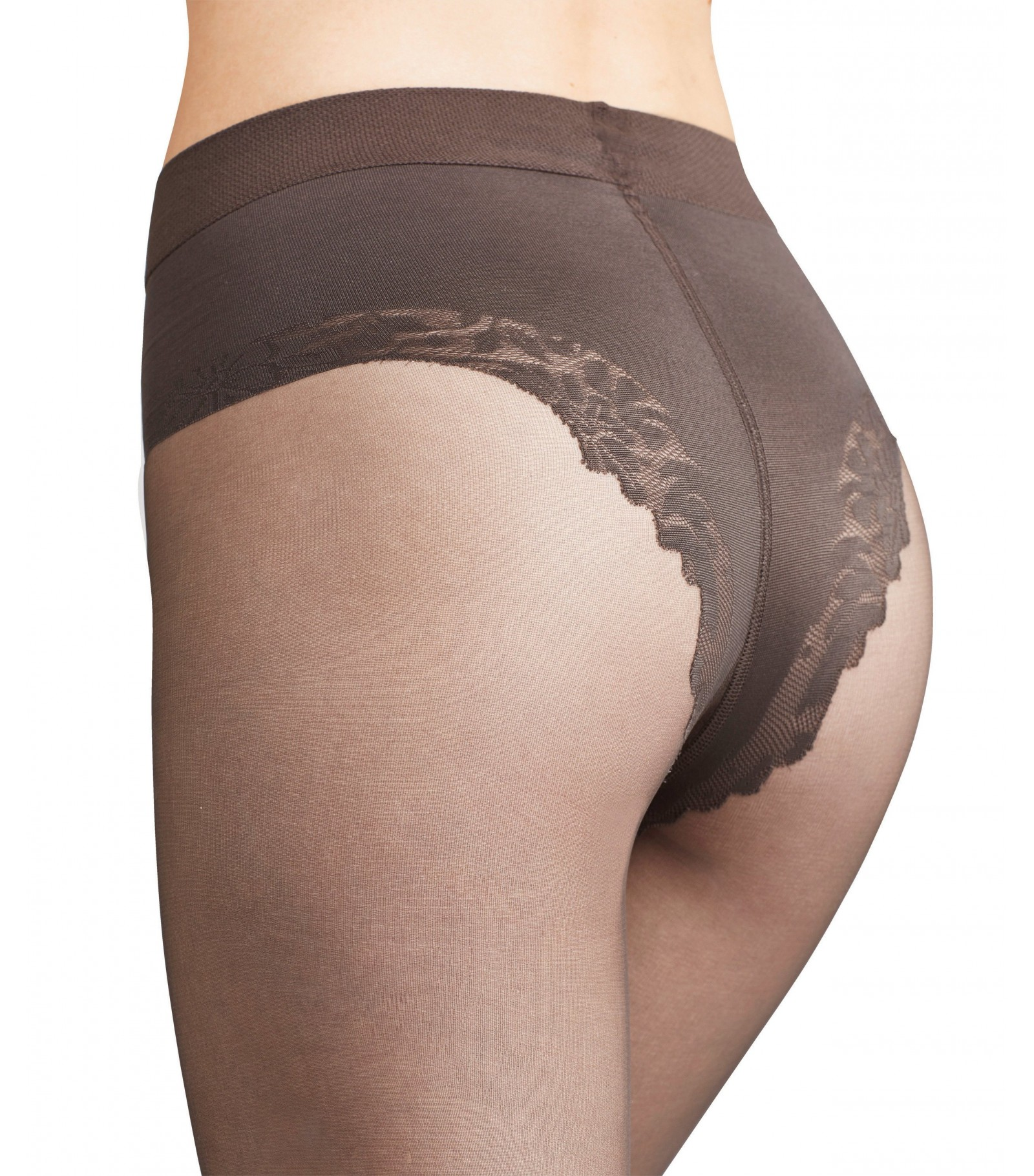 Collant ultra fin et invisible pour Femme - Falke Lunelle 8 Tights 40028 817740f889d