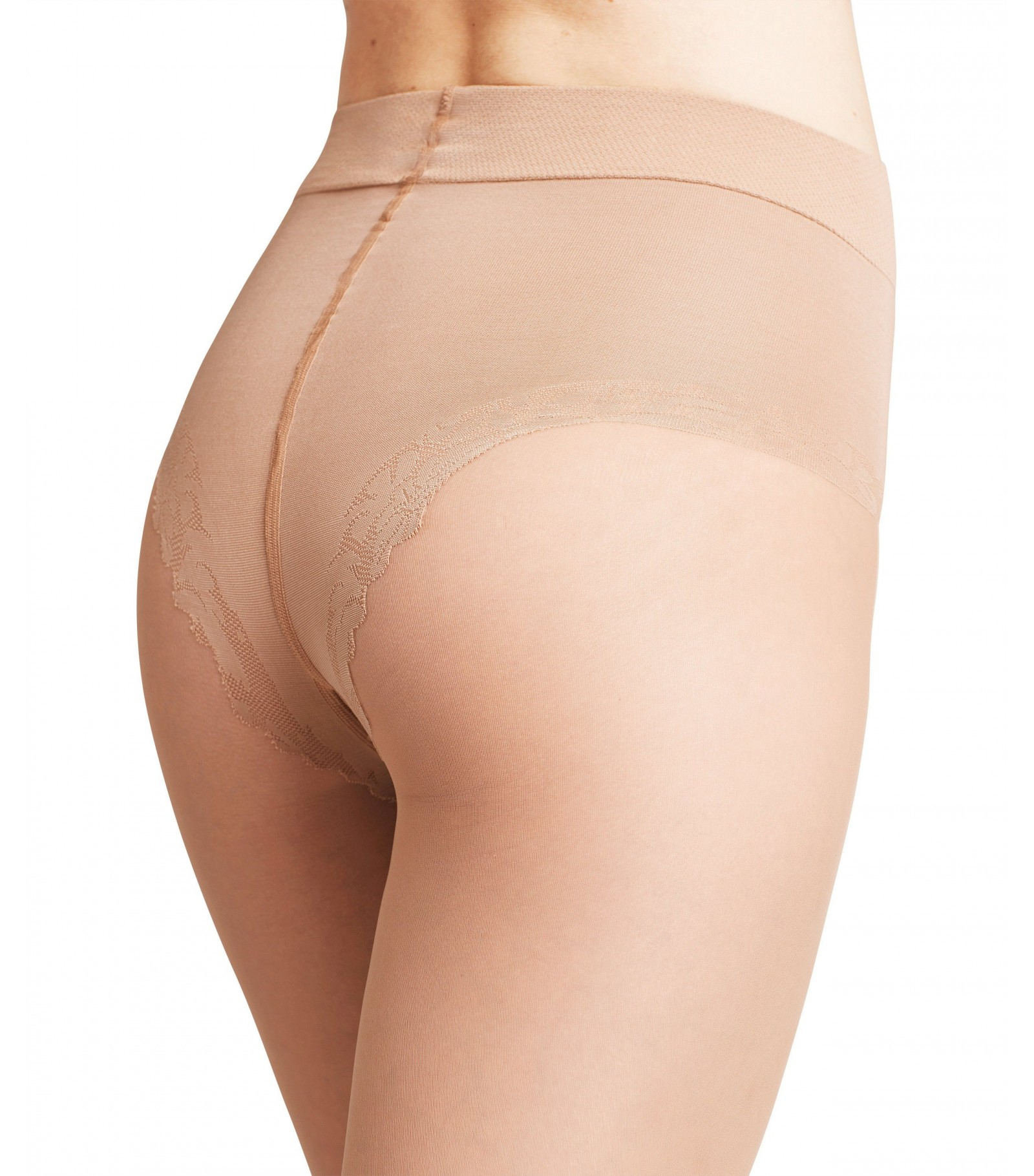 0b903939267 Collant ultra fin et invisible pour Femme - Falke Lunelle 8 Tights 40028