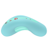 Stimulateur externe Clitoridien - Laya II - Fun Factory Rechargeable - Turquoise