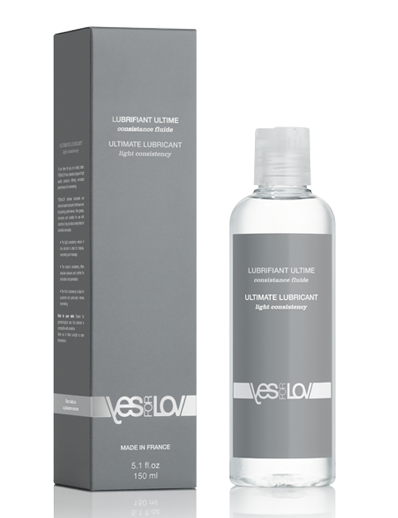 """Lubrifiant silicone consistance légere - Vegan - Yes For Love """"Ultimate Lubricant"""" - Light consistency"""